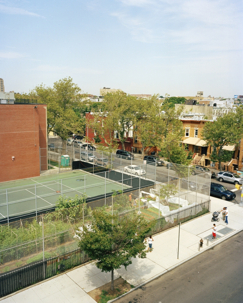 Bushwick Campus Farm, Brooklyn